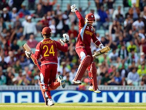 Result: West Indies edge India for one-wicket win