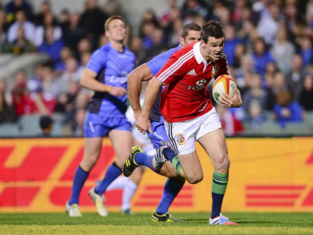 Result: Lions ease past Western Force