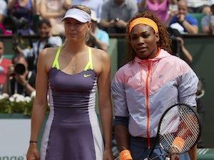 Williams, Sharapova spat over boyfriends