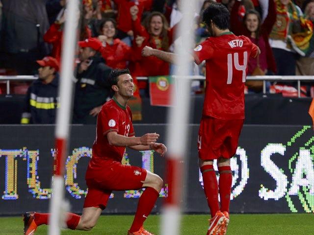 Result: Postiga strike earns Portugal win over Russia