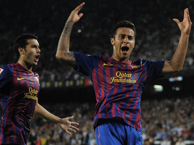 Thiago: 'Guardiola reunion key to Bayern move'