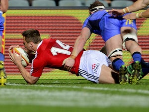 Bowe: 'Lions want to win for O'Driscoll'