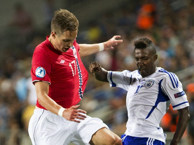 Result: Norway earn late draw with Israel