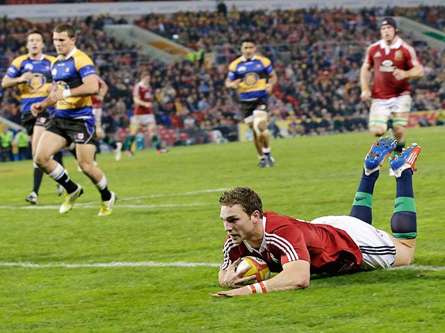 Result: Lions thrash Combined Country
