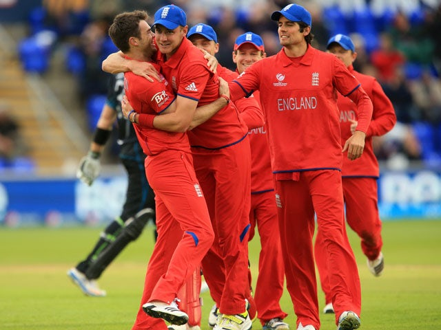 England drawn in Australia's World Cup group