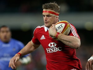 Heaslip eyes Combined Country advantage