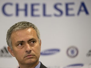 Mourinho hails players' hard work