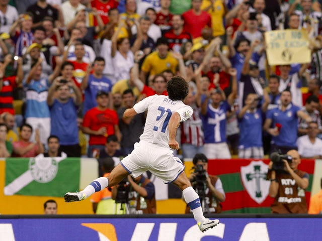 Result: Italy end Mexico's unbeaten run