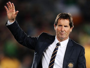 Deans happy with Australia display