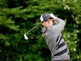 Rory McIlroy tees of at the 11th during the second round of the US Open on June 14, 2013