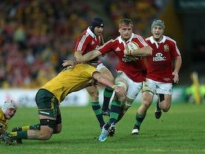 Result: Lions edge past Australia