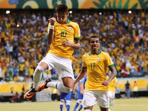 Live Commentary: Brazil 3-0 Spain - as it happened