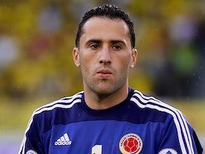 Ospina extends Nice deal
