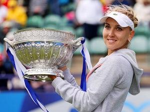 Result: Vesnina claims Eastbourne crown