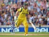 Australia's George Bailey in action against Sri Lanka on June 17, 2013