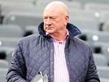 Newcastle United's chief scout Graham Carr on June 6, 2012