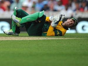 De Villiers: 'South Africa not good enough'
