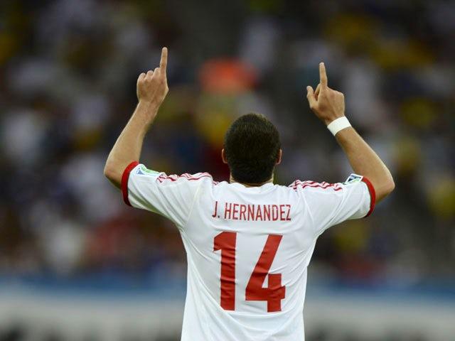 Result: Hernandez double downs Japan