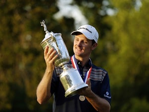 Rose looking forward to US PGA Championship