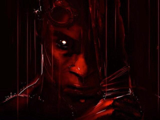 Comic-Con poster for Vin Diesel's Riddick (4:3)