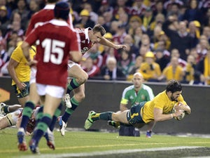 Ashley-Cooper: 'More to come from Australia'