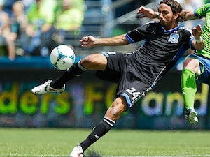 Result: Late strikes earn 10-man San Jose comeback win