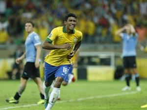 Paulinho targets Tottenham success