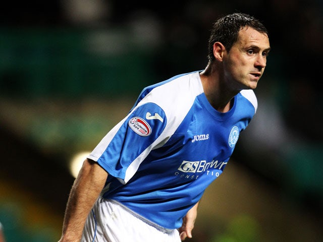 David McCracken calls on Falkirk to be brave against Rangers