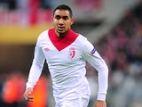 Lille's Dimitri Payet in action on November 7, 2012