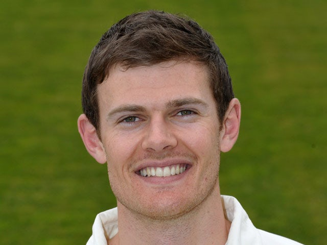James Harris during the press day at the SWALEC Stadium on April 3, 2012