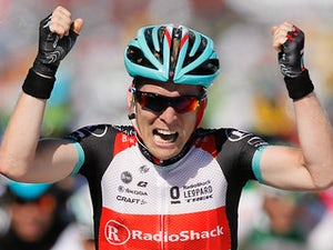 Result: Bakelants wins second stage of Tour