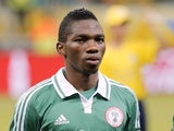 Kenneth Omeruo in action for Nigeria on June 20, 2013