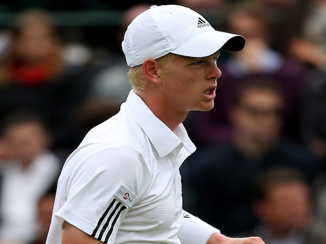Result: Edmund loses in boys' semi-final