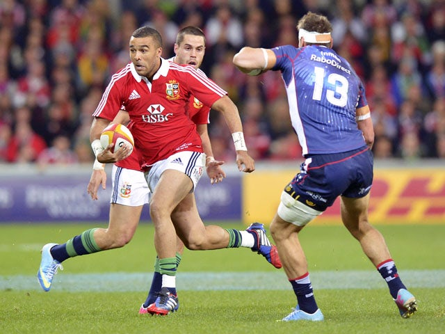 Result: Lions charge past Rebels