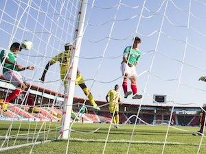 Mexico thrash Mali