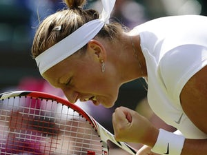 Live Commentary: Kvitova vs. Flipkens - as it happened
