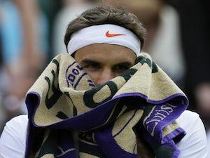 Live Commentary: Stakhovsky vs. Federer - as it happened