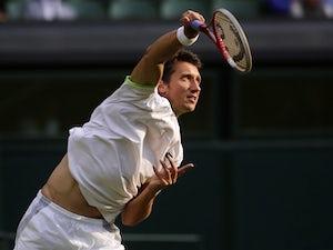 Stakhovsky: 'Beating Federer was magic'