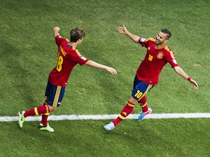 Live Commentary: Spain 2-1 France - as it happened