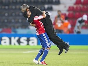 Paraguay overcome Mexico