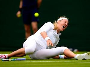 Injured Azarenka pulls out of Wimbledon