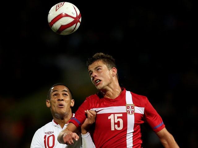 Villarreal sign Serbian Under-21 international