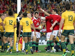Live Commentary: Australia 16-41 Lions - as it happened