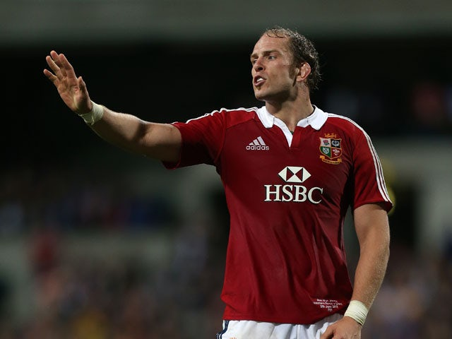 Jones overwhelmed by Lions triumph
