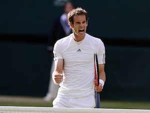 Result: Murray breezes into quarter-finals