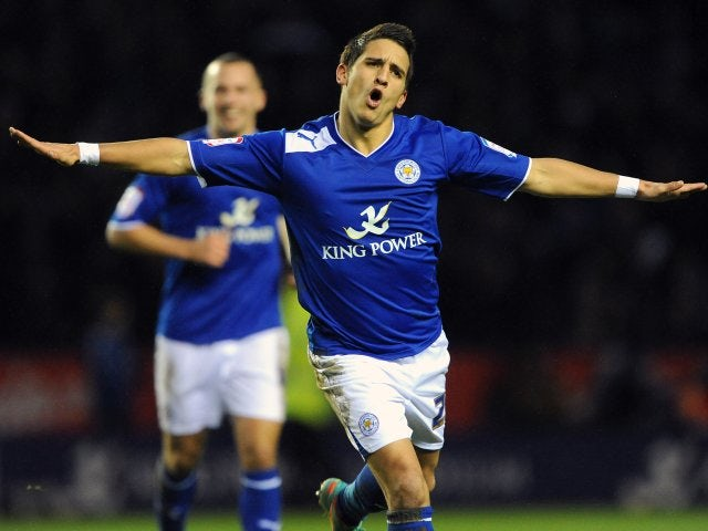 Anthony Knockaert, Leicester City attacker