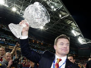 O'Driscoll delighted with series victory