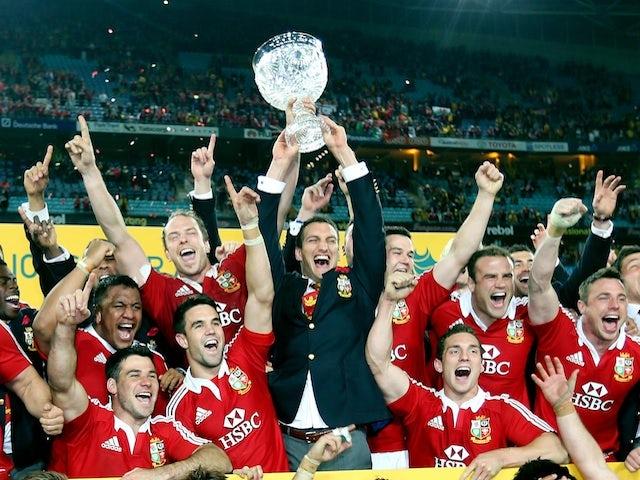 Lions series triumph: Twitter reaction