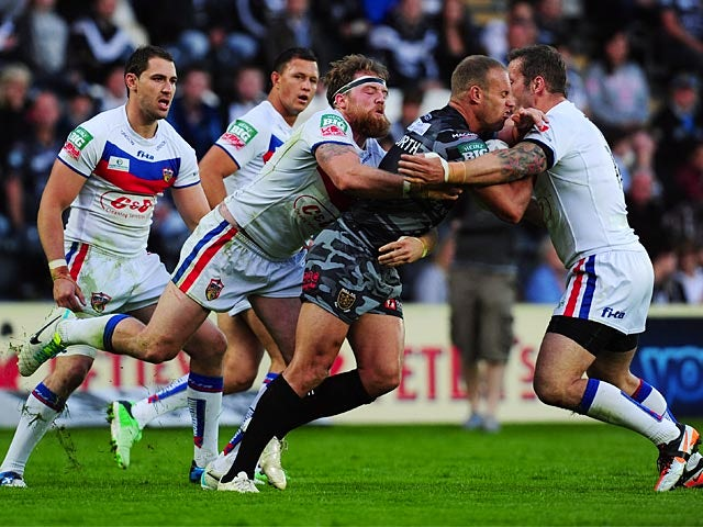 Result: Wakefield snatch dramatic late win