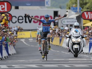 Result: Froome keeps yellow as Martin wins